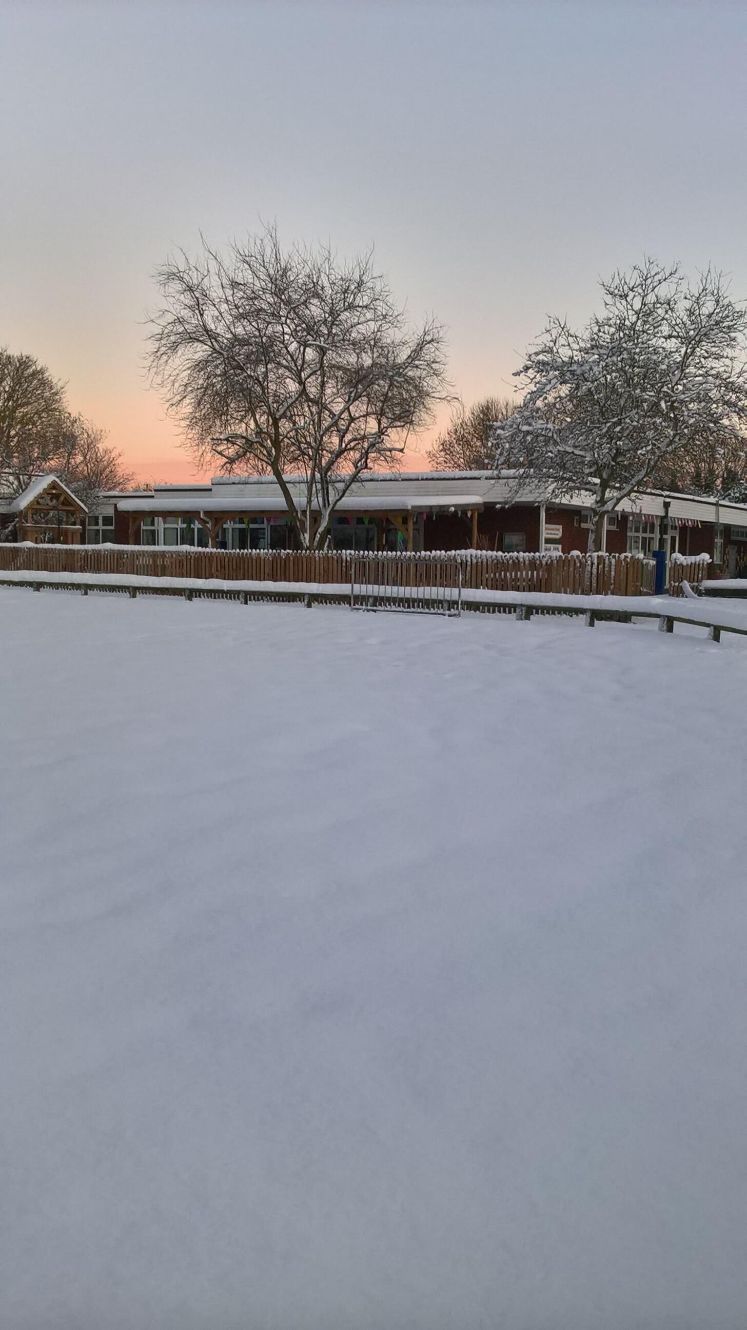 Snowy Day December 2017